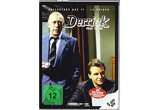 Derrick: Collector's Box Vol. 11 (Folge 151-165) - (DVD)