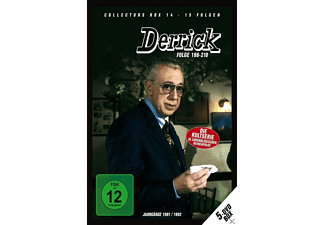 Derrick: Collector's Box Vol. 14 (Folge 196-210) - (DVD)