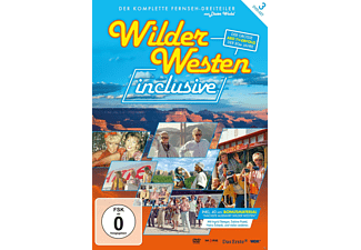 WILDER WESTEN INCLUSIVE (SOFTBOX) - (DVD)