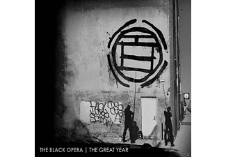 The Black Opera - The Great Year - (CD)