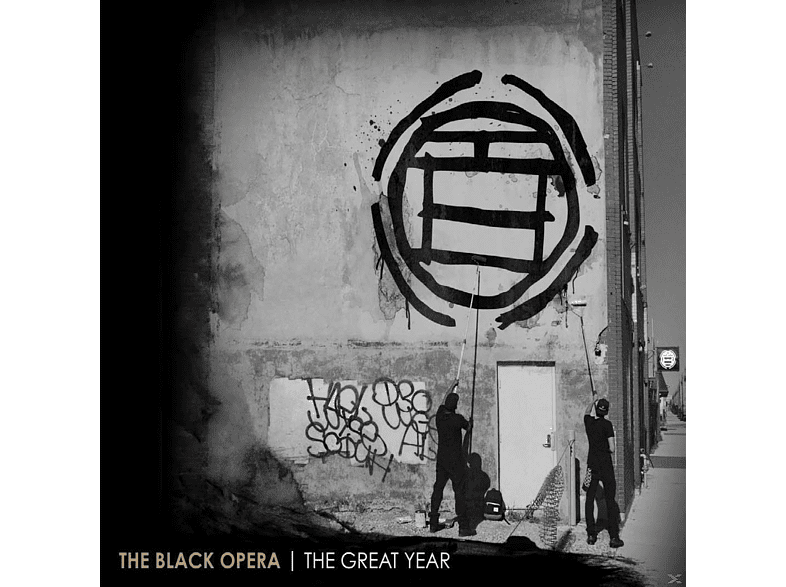 The Black Opera - The Great Year [CD]