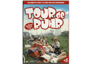 Tour de Ruhr - Collector's Box (Die komplette Kult-TV-Serie) - (DVD)