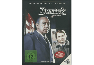 Derrick: Collector's Box Vol. 6 (Folge 76-90) - (DVD)