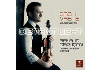 Renaud Capuçon & Chamber Orchestra of Europe - Distant Light (CD)