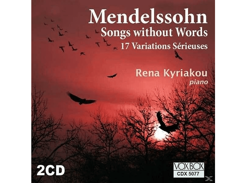 Rena Kyriakou - Songs Without Words [CD]