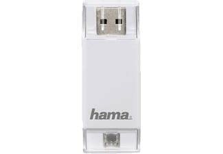 HAMA USB 2.0 kaartlezer (123949)