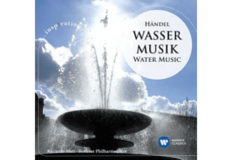 Riccardo Muti & Berliner Philharmoniker - Wassermusik - Water Music (CD)