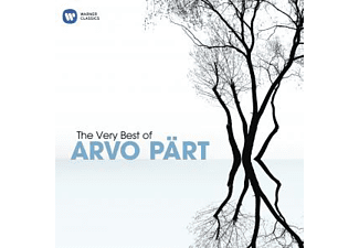 Arvo Pärt - The Very Best of Arvo Pärt (CD)