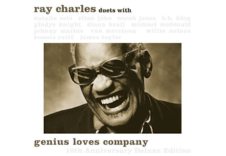 Ray Charles - Genius Loves Company (Vinyl LP (nagylemez))