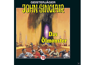 John Sinclair 72: Das Ölmonster - 1 CD - Horror