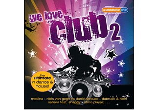 VARIOUS - We Love Club Ii - (CD)