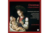 La Colombina - Christmas In Spain And Mexico-Renaissance Vocal Music [CD]