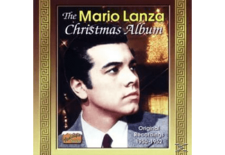 Mario Lanza - The Christmas Album - (CD)
