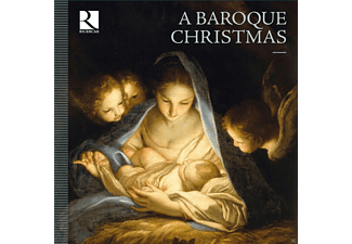 VARIOUS - A Baroque Christmas - (CD)