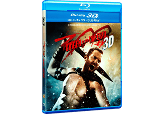 300: el Origen de un Imperio - Blu-ray 3D + Bluray