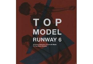 VARIOUS - Top Model - Runway 6 - (CD)