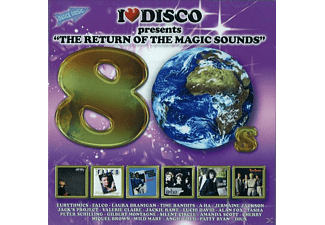 VARIOUS - I Love Disco 80s Vol.7 - (CD)