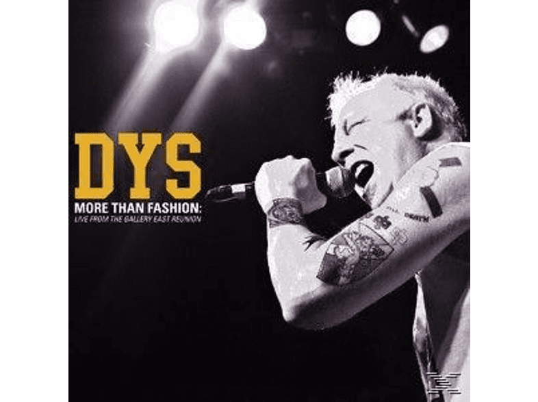 D.Y.S. - More Than Fashion: Live From Th Egallery East Reun [Vinyl]