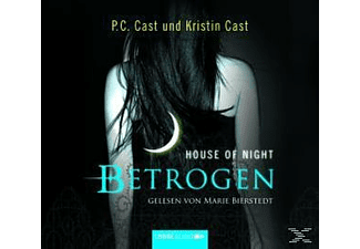 House of Night - Betrogen - 4 CD - Unterhaltung