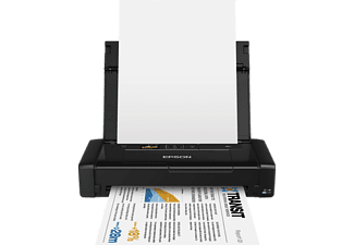 EPSON WorkForce WF-100W, Tintenstrahldrucker, Schwarz