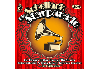 VARIOUS - Die Schellack Starparade - (CD)
