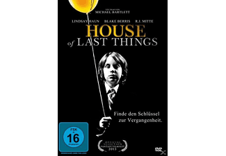 House of Last Things - (DVD)