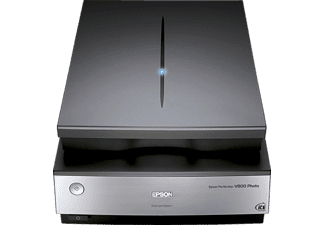 EPSON Perfection V800 Photo, Flachbett-Scanner, Grau