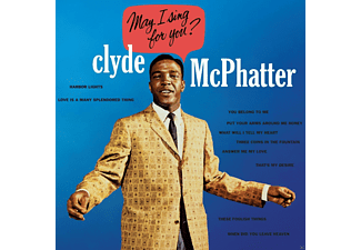 Clyde McPhatter - May I Sing For You - (CD)
