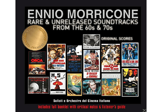 Solisti & Orchestre Del Cinema Italiano - Rare & Unreleases Soundtracks From 60s & 70s - (CD)