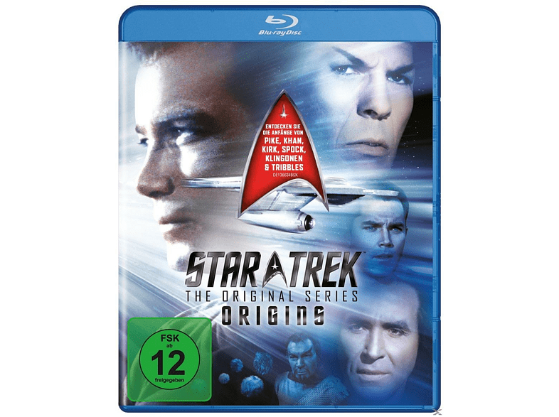 STAR TREK: Raumschiff Enterprise – Origins [Blu-ray]