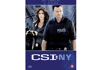 CSI: New York - Seizoen 6 | DVD