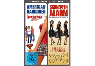 AMERICAN HANGOVER/SCHNEPFENALARM (2IN1) - (DVD)