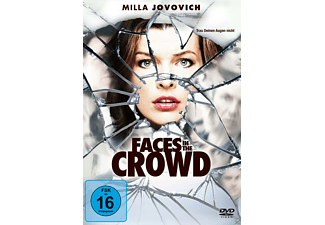 Faces in the Crowd - (DVD)