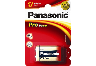 PANASONIC BATTERY 9V Batterij (6LR61X/1BP)
