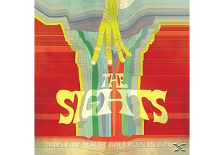 The Sights - Most Of What Follows Is True - (Vinyl)