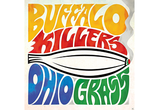 Buffalo Killers - Ohio Grass [CD]
