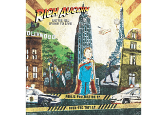 Rich Aucoin - We're All Dying To Live - (CD)