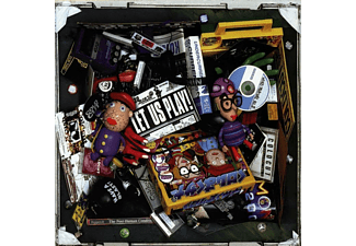 Coldcut - Let Us Play - (CD + CD-ROM)