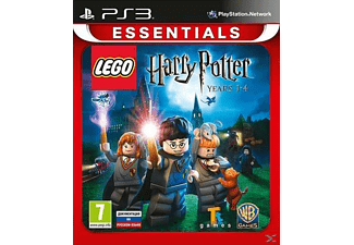 LEGO Harry Potter: Years 1-4 (Essentials) (PlayStation 3)