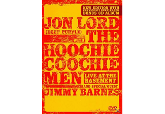 Jon Lord, The Hoochie Coochie Men - Jon Lord With The Hoochie Coochie Men - Live At The Basement Live At The Basement - (DVD + CD)