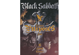 Black Sabbath - Cross Purposes (Live) - (DVD)