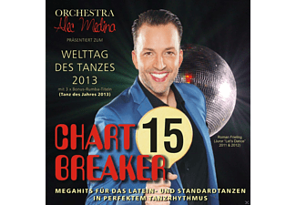 Alec Orchestra Medina - Chartbreaker For Dancing Vol.15 [CD]
