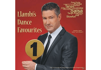 VARIOUS - Llambi's Dance Favourites [CD]