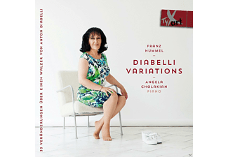 Angela Cholakian - Diabelli-Variationen - (CD)