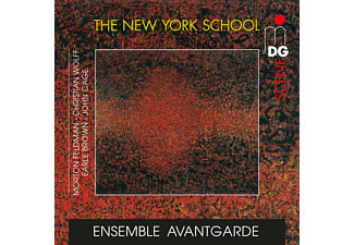 Ensemble Avantgarde - The New York School [CD]