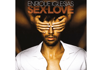 Enrique Iglesias - Sex And Love - (CD)