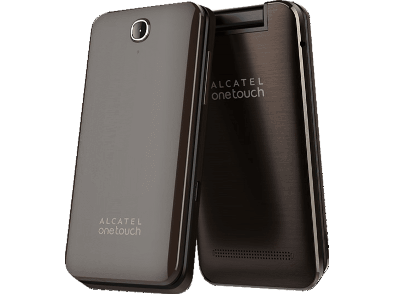 ALCATEL  One Touch 20.12G Braun, Handy | 04894461144658
