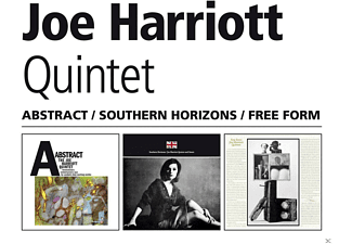 Joe Quintet Harriott - Abstract / Southern Horizons / Free From - (CD)
