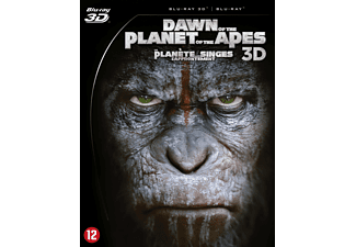 Dawn Of The Planet Of The Apes 3D | 3D Blu-ray