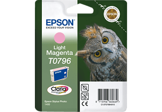 EPSON Inktpatroon T0796 light magenta